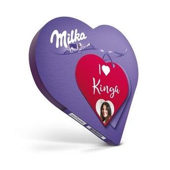 Milka Hjärta