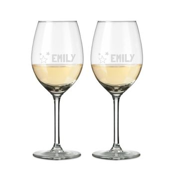 Wine Glass (set of 2)