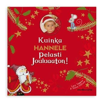 Kuinka pelastaa jouluaatto - pehmeä kansi