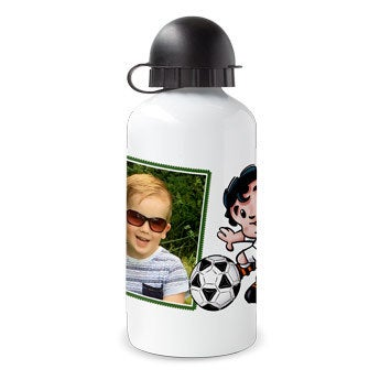 Doodles water bottle