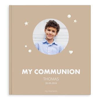 Fotoalbum - My Communion - XL - HC (40)