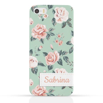 iPhone 5S - Cover Stampata 3D