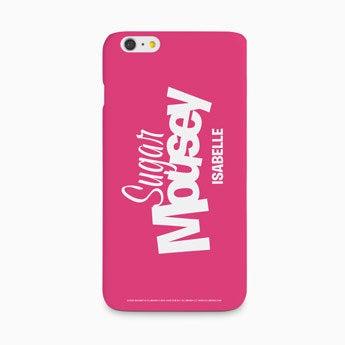 Sugar Mousey kotelo - iPhone 6 plus - 3D-tulostus