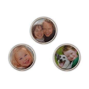 Fotoclicks-Set von 3-für Kette