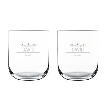 Luxurious water glass (2 pieces)