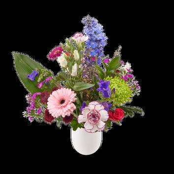 Bouquet de fleurs naturelles - Large