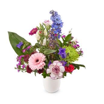 Pflückblumen natürlich - Large