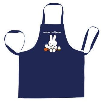 miffy kjøkkenforkle - Blått