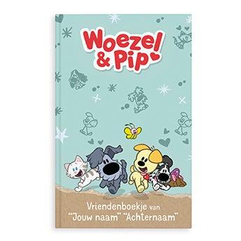 Woezel & Pip vriendenboekje