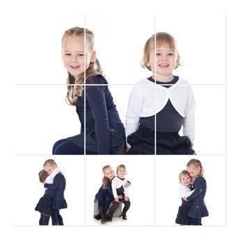 Instacollage fotopanelen - 20x20 - Glans (9)