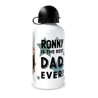 Fľaša otca deň vody
