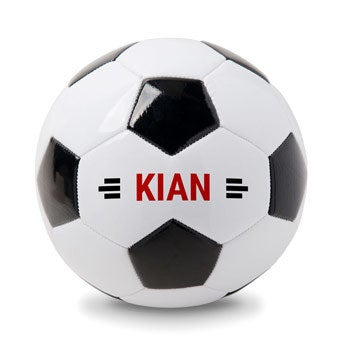 Personalised  football with name