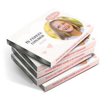 Paquetes de regalo de comunión Mentos - 48