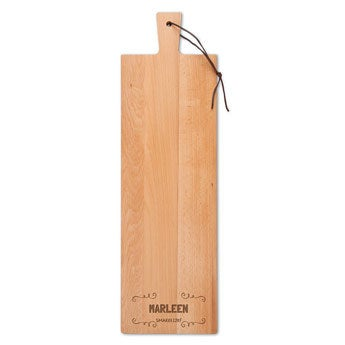 Houten broodplank - Beuken - Langwerpig (M)