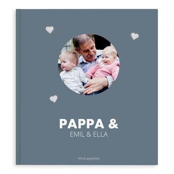 Fotoalbum - Bestefar & meg/oss - XL - SP (40)