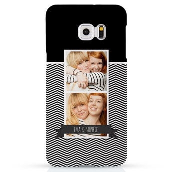 Samsung Galaxy S6 edge + - Cover Stampata 3D