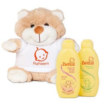 Zwitsal gift set - Betsy Bear