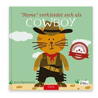 Ich gehe als Cowboy