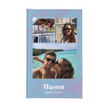 Personalised school diary 2019/2020 - Hardcover