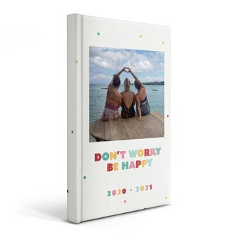 Personalised school diary 2020/2021 - Hardcover