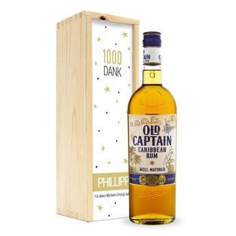 Rum Old Captain Braun