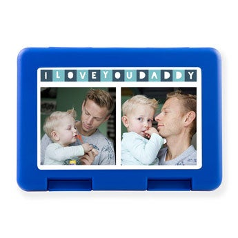 Father's Day lunch box