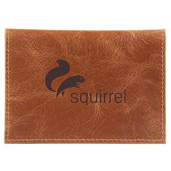 Personalizovaná peňaženka na karty