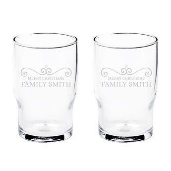 Water glass (2 pieces)
