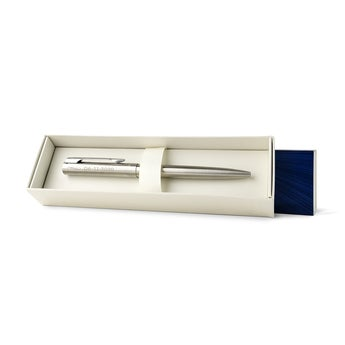 Waterman - Chrome Graduate - Engraved Ballpoint pen