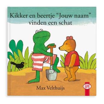 Kikker en Beertje - Hardcover