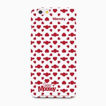 Sukker Mousey mobil taske - iPhone 6 - 3D print