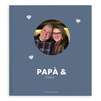 Álbum de fotos - Daddy & Me / Us - XL - HC (40)