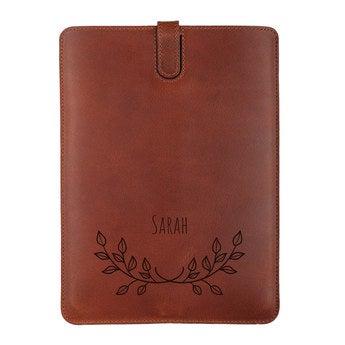 iPad Air bőr tok - Brown
