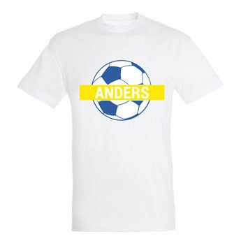 VM-t-shirt - Vuxen