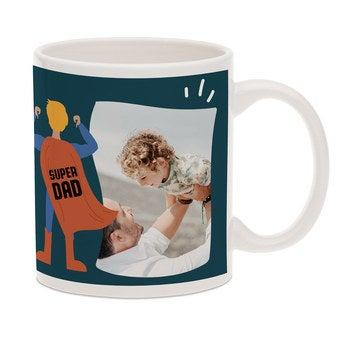 Mug Fête des Pères - Personnalisé