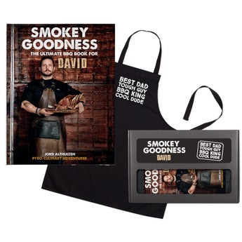 Smokey Goodness - BBQ gift set for fathers