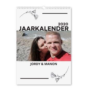 Jaarkalender 2020