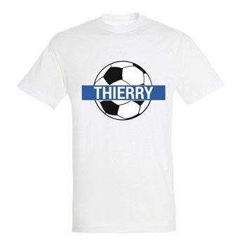 T-shirt Allez les Bleus
