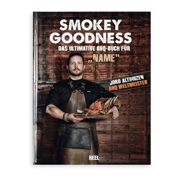Smokey Goodness Grillbuch - Hardcover