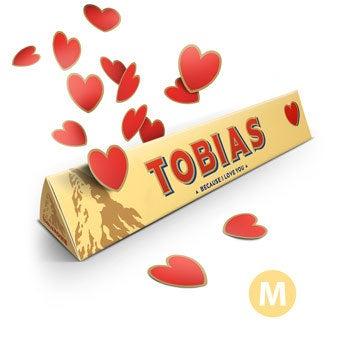 Toblerone Riegel - Liebe