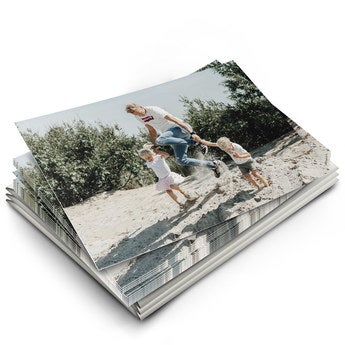 Photo cards box - Postcard-style greeting cards