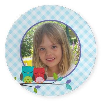 Kinderbordje - eigen ontwerp