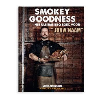 Smokey Goodness BBQ boek