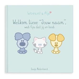 Woezel & Pip babyboek - Softcover