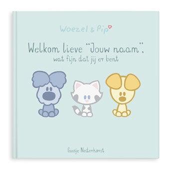 Woezel & Pip - Babyboek