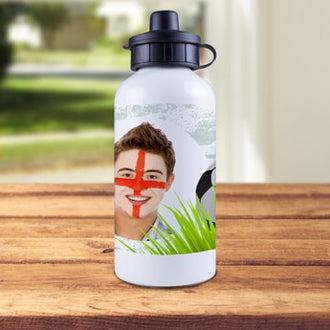 Vizes palack fotóval