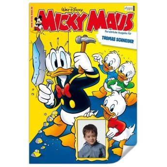 Micky Maus-Magazin Poster - A1