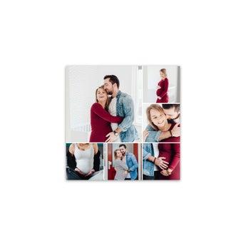 Plakat med foto - 20 x 20 cm