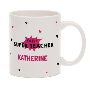 Photo mug for Teachers