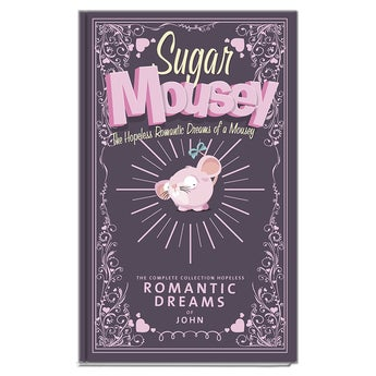 Sugar Mousey notatbok